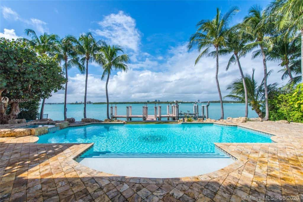 240 BAL BAY DR, BAL HARBOUR, FL 33154 - Bal Harbour Waterfront Home for sale
