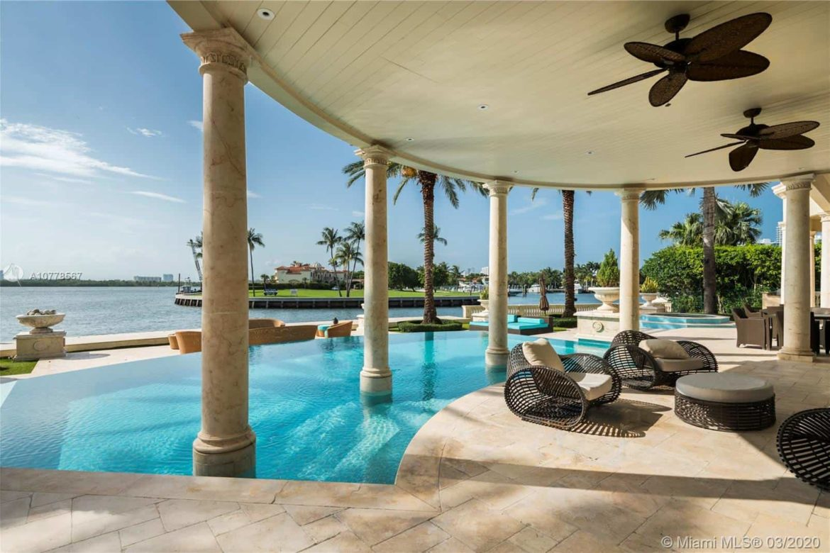 Bal Harbour Waterfront Homes for sale 182 BAL BAY DR, BAL HARBOUR, FL 33154
